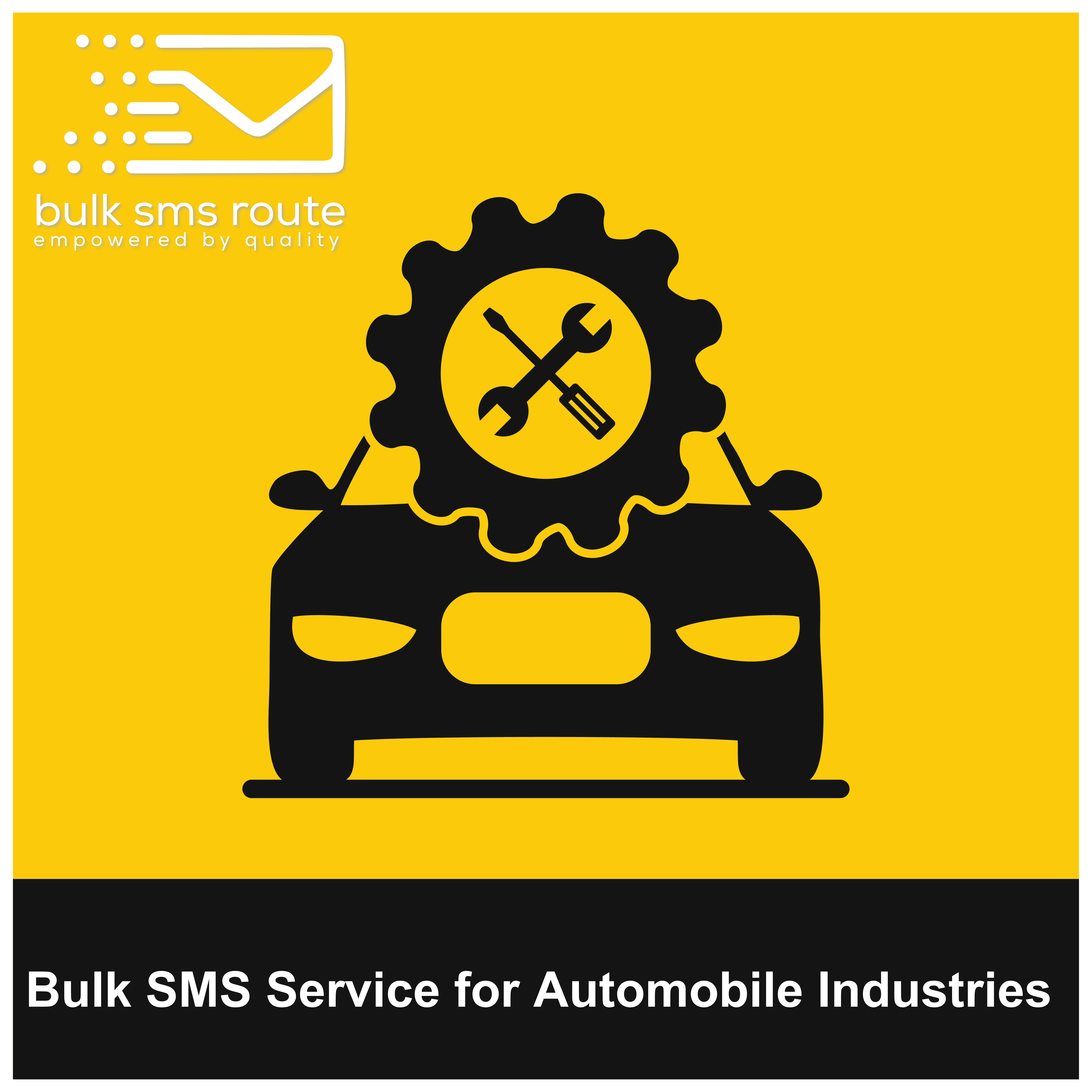 bulksmsroute.com - Bulk SMS Service For Automobile Industries