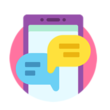 PERSONALIZED SMS TEMPLATE